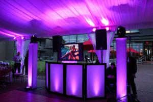 Alquiler de sonido e iluminacion para bodas